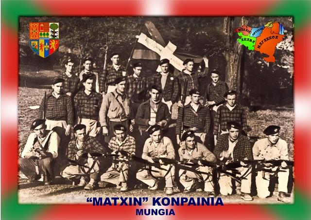 Mungiako Matxin konpainia